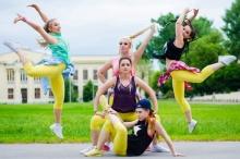 День Открытых Дверей в танцевальной студии Х-REVOLUTION
