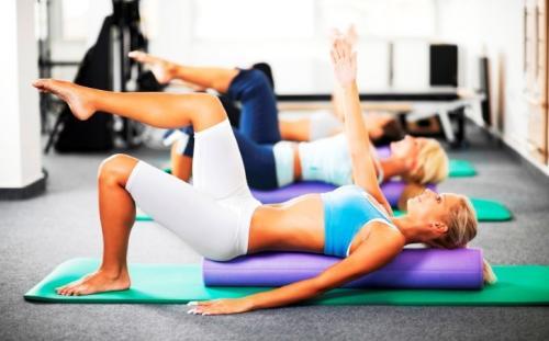 Pilates na rovnoi